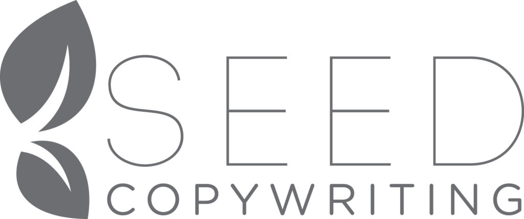 seed copywriting logo