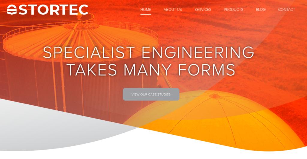 Stortec Ltd. Web Content 1